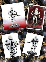 Disney Star Wars First Order Flametrooper Elite Series Die Cast Action Figure