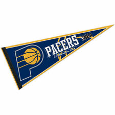 "Indiana Pacers Full Size 12"" X 30"" NBA Pennant"