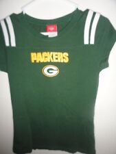 WOMEN'S GREEN GREEN BAY PACKER SHORT SLEEVE-SIZE MED
