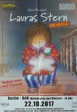 Lauras Stern Musical Plakat Poster Berlin