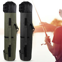 New Fishing Rod Bag Pole Case Carry Shoulder Tackle Tube Portable Travel Holder