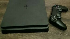 Sony PlayStation 4 500GB Slim console, perfect condition #3
