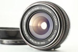 【Near MINT】 Olympus OM-System H.Zuiko Auto-W 24mm F/2.8 MF Prime Lens from JAPAN