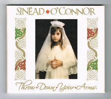 ♫ SINÉAD O'CONNOR - THROW DOWN YOUR ARMS - 12 TITRES - 2005 - TRÈS BON ÉTAT ♫