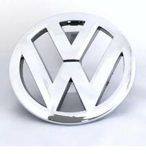 VW GOLF PLUS MK6 FRONT CHROME 135mm GRILL BADGE EMBLEM 5K0853601C