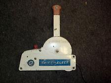 OMC Johnson Evinrude Shift-Elect remote control 0379654 379657