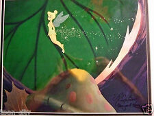 Disney Peter Pan Tinker Bell 1953 original production cel with Wings New Frame