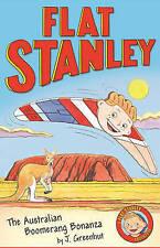 Jeff Brown's Flat Stanley: The Australian Boomerang Bonanza, Greenhut, Josh, New