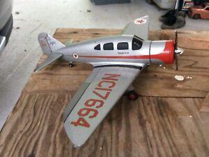 AIRPLANE DIECAST BANK by ERTL WINGS OF TEXACO #51 Air Plane NO BOX