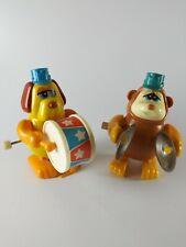Vintage - 1980 - Tomy - Music Band - Windup - Toys