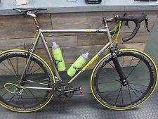Litespeed Classic Titanium 61cm Campagnolo - Mavic Cosmic Carbone SLR wheels