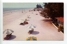 St Petersburg Fl Florida 1965 Beautiful Redington Beach