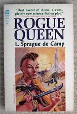 Rogue Queen (Krishna #3) by L. Sprague de Camp PB Ace F333