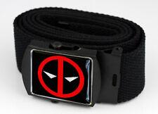 Deadpool Logo- Belt