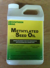 A 1/2 Gallon (MSO) Methylated Seed Oil  Surfactant, Adjuvant for Herbicide
