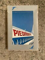 Piedmont Airline Bridge Size Playing Cards