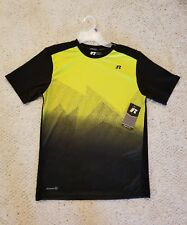 Russell Active Wear dri-power (360) Shirt 100% Polyester Youth/Boys XL (14-16)