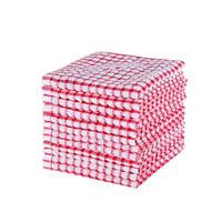 Kitchen Dish Cloths 12 Pack Bulk DishCloths Cotton Scrubbing Wash Rags, 12x12
