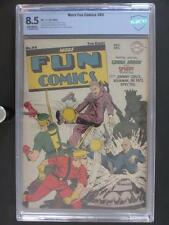 More Fun Comics #94 - CBCS 8.5 VF+ DC 1943 - Green Arrow, Aquaman & Spectre!!!