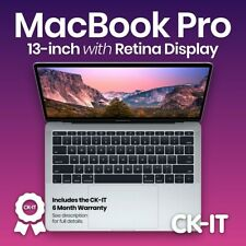 "Apple MacBook Pro 13"" Retina i5 2.4GHz / 128GB / 4GB / A1502 / Grade B- S033"