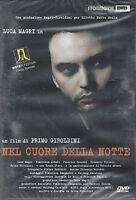 Dvd **NEL CUORE DELLA NOTTE** di Primo Giroldini con Luca Magri nuovo 2002