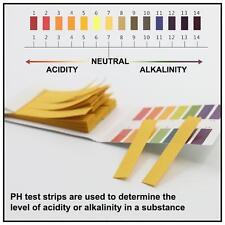 3*80 Strips  Strips Indicator Litmus 1-14 PH Testing Paper Acid Water Alkaline