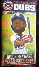 Chicago Cubs Jason Heyward 6/13/18 South Bend Cubs SGA Bobblehead Only 1000 Made