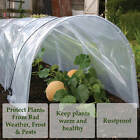 x 3 Polytunnel Cloche Jardin Mini serre Grow protection Plante 1.5m m 45 42cm
