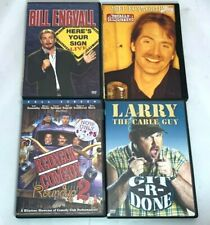 4 DVD LOT Comedy - Engvall Foxworthy Larry The Cable Guy - Redneck Comedy
