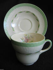 Cups & Saucers Earthenware 1920-1939 (Art Deco) Pottery