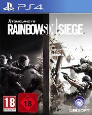 PS4 Tom Clancy's Rainbow Six Siege NEU&OVP Playstation 4