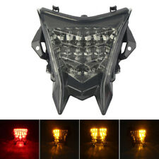 ABS Rear Integrated Indicator Tail Light Lamp Fit BMW S1000RR 2009-2018 BLK cl