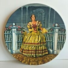 """""""Melanie"""" Gone with the Wind 1980 Collector Plate"""
