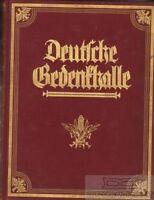 Deutsche Gedenkhalle: Pflugk-Harttung, J.v. und Haefcke und Helmolt
