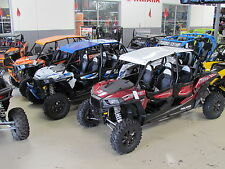 2018 Polaris RZR Aluminum Roof,Top XP 4 1000 TURBO 900 4 Seats Models 2881592AL