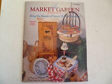 Tole Painting The Market Garden by Brenda Jansen Book Fruit Veggies How To 8719