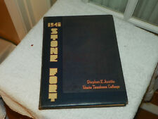 1946 STEPHEN F AUSTIN UNIVERSITY SFA Nacogdoches TX Yearbook Annual Stone Fort