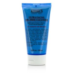 NEW Kiehl's Ultra Facial Oil-Free Cleanser - For Normal to Oily Skin Types 150ml