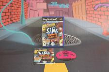 LOS SIMS TOMAN LA CALLE PLAYSTATION 2 PS2 ENVÍO 24/48H