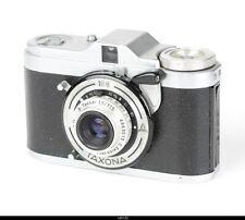 Camera Zeiss Ikon Taxona 24x24 With Lens Zeiss Tessar 3,5/37,5mm + Cassette