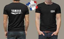 t-shirt personnalisé yamaha moto biker rider motard motorcycle vintage M021