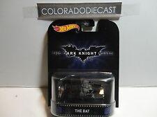 Hot Wheels Retro Entertainment The Dark Knight Rises The Bat