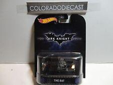 Hot Wheels Retro Entertainment The Dark Knight Rises The Bat