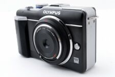 OLYMPUS PEN Lite E-PL1 12.3MP 15mm Lens Set [Exc w/8GB SD Card [716]
