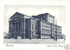 AK, Magdeburg, Maxim-Gorki-Theater, 1952