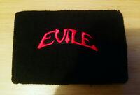 Brand New Evile Sweatband Free P&P Metal Emo Skater bulk option available