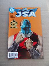 JSA  58  . Black Reign X - Over  - DC 2004 -  FN / VF