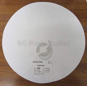 Bathroom Mirror Heater Defogger/ Demister 230V Round Shape Size: Dia 400 mm