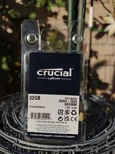 Crucial 32GB DDR4 SDRAM Memory (CT32G4SFD832A)