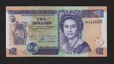 2 dollars 2003 Belize UNC+ !